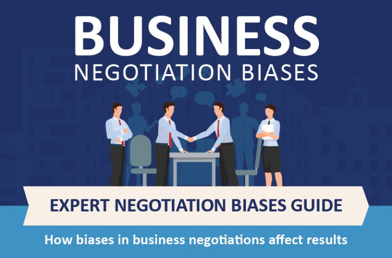 Business Negotiation Biases
